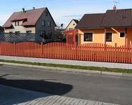 Ploty rodinných domků