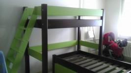 Dětské postele - palanda